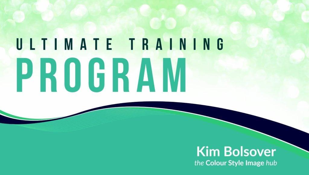 ultimate image consultant training
